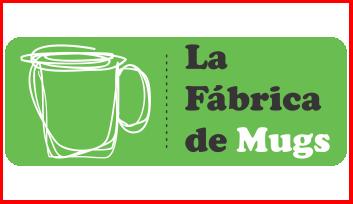 Logo La Fábrica de Mugs